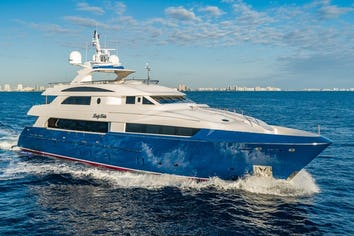131ft Yacht LADY LEILA