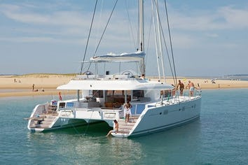 62ft Yacht LADY RACHEL