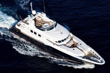 139ft Yacht HOLIDAY