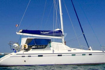 48ft Yacht ISOLABLUE