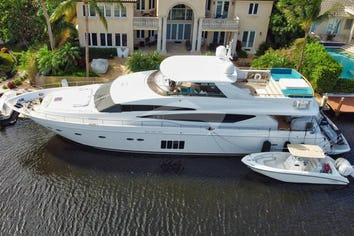 95ft Yacht CRISTOBAL