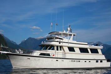 74ft Yacht NORTHERN LIGHT