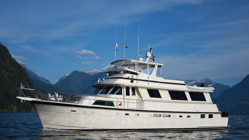 Yacht Charter NORTHERN LIGHT