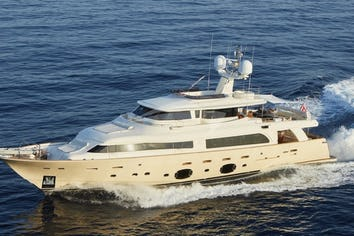 108ft Yacht BEST OFF