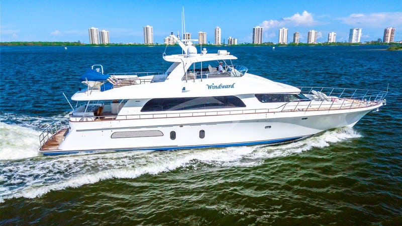 Yacht Charter WINDWARD