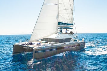 51ft Yacht LUCKY CLOVER