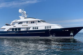 120ft Yacht IMPETUOUS