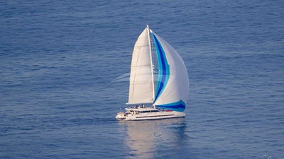 Spinnaker Sailing at it's Best!