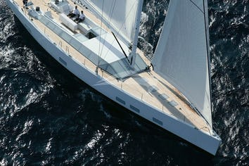 82ft Yacht POLYTROPON II