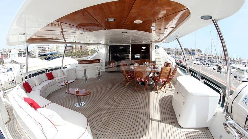 ANYPA :: Aft Deck