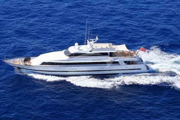 135ft Yacht SEA LADY II