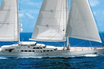 Spirit Of The C's Superyacht Charter