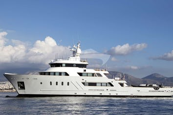 167ft Yacht ASPIRE