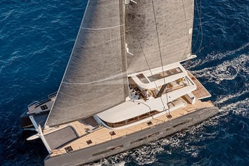 76ft Yacht JOY