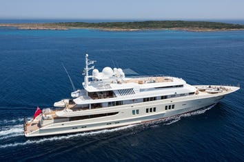 237ft Yacht CORAL OCEAN