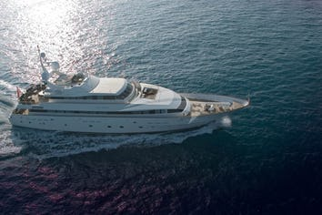 141ft Yacht SEA DREAM