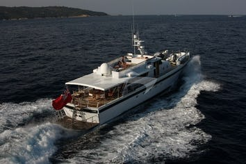 91ft Yacht CHANTELLA