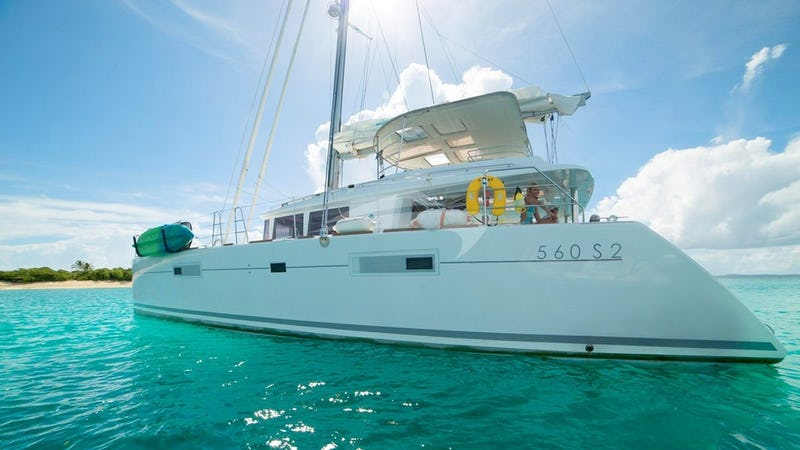 AZULIA II :: Cruise the British & US Virgin Islands or the Span