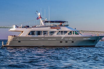 87ft Yacht LADY VICTORY