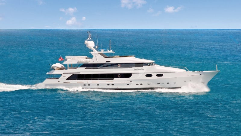 Yacht Charter ONE MORE TOY