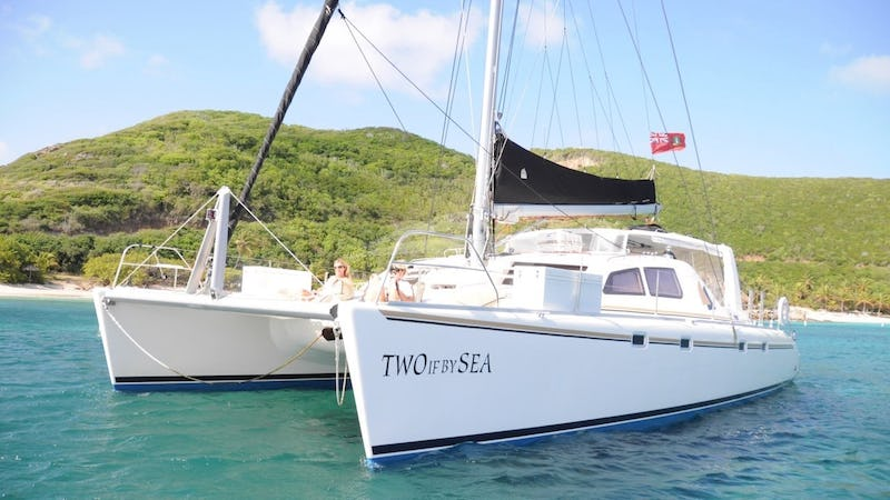 Yacht Charter TWO IF BY SEA