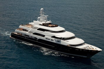 Luxury charter yacht MARTHA ANN