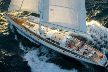 140ft Yacht CAVALLO