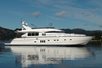 84ft Yacht ANNE VIKING
