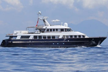 124ft Yacht CHESELLA