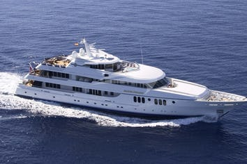 198ft Yacht BLUE MOON