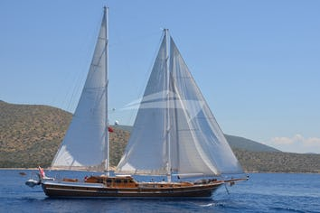 114ft Yacht QUEEN OF KARIA