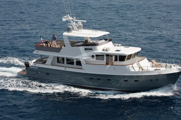72ft Yacht SILVER FOX