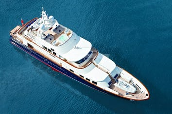 138ft Yacht FABULOUS CHARACTER