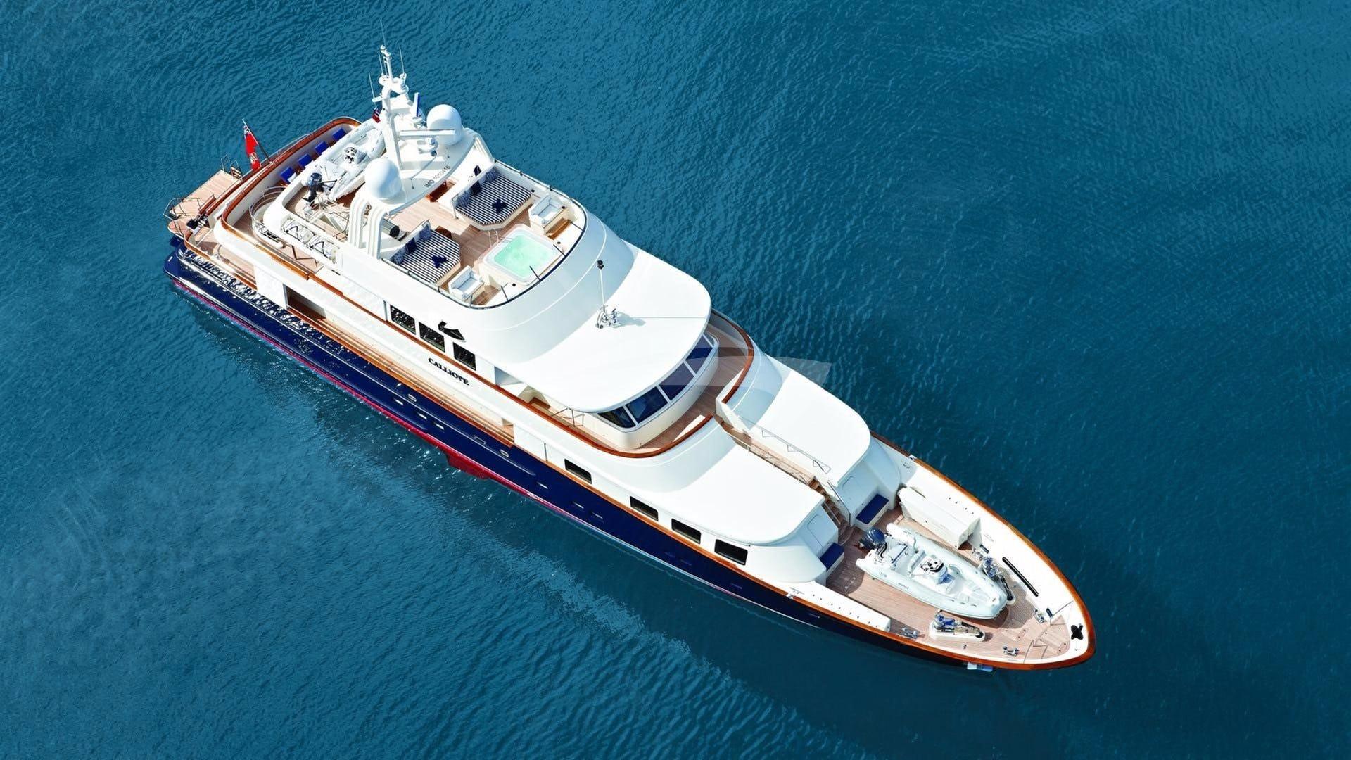 Yacht NINKASI Charter Yacht