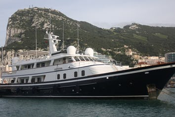 147ft Yacht ATLANTIC GOOSE