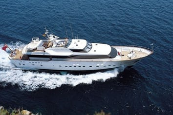 110ft Yacht ATLANTIC ENDEAVOUR