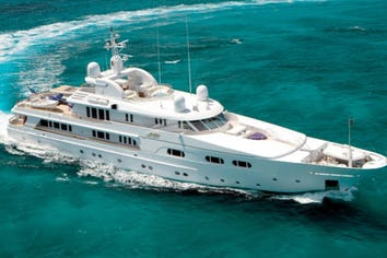 164ft Yacht LADY M II