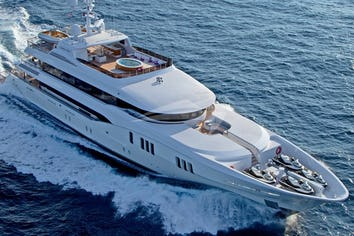 190ft Yacht CARPE DIEM