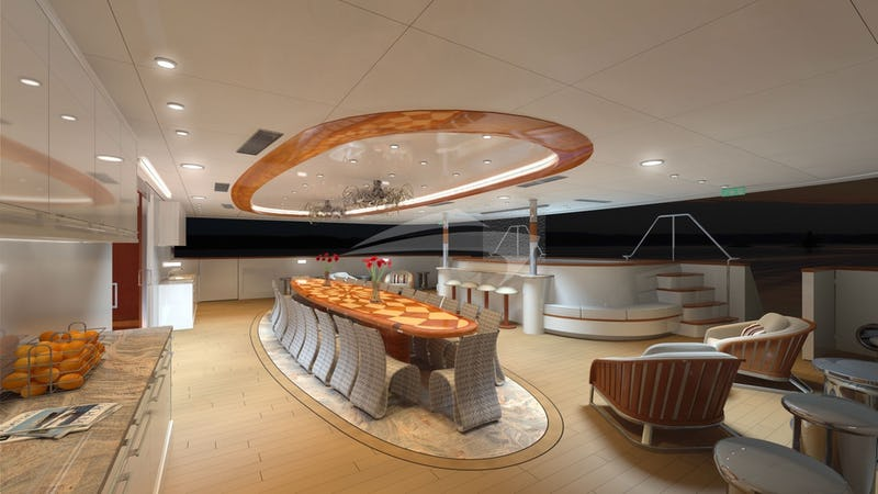 LEGEND Superyacht for charter