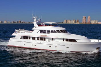124ft Yacht MURPHYS LAW