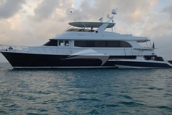 75ft Yacht ISLAND GIRL
