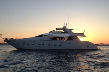 91ft Yacht SUBLIME MAR