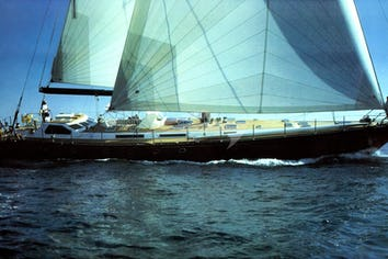 95ft Yacht WIND OF CHANGE