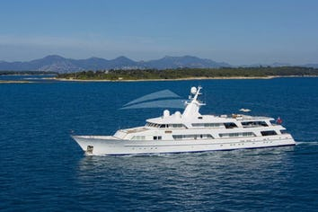 182ft Yacht ILLUSION I
