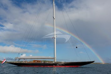 130ft Yacht RAINBOW
