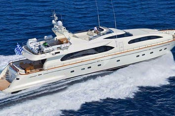 103ft Yacht LUISAMAY