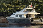 THIS IS MINE  yacht charter in