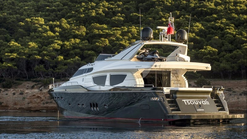 Yacht Charter THIS IS MINE