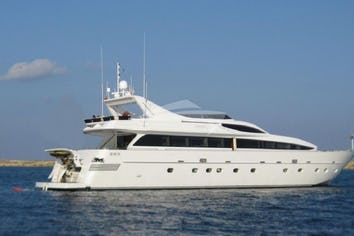 Luxury charter yacht TROPICANA