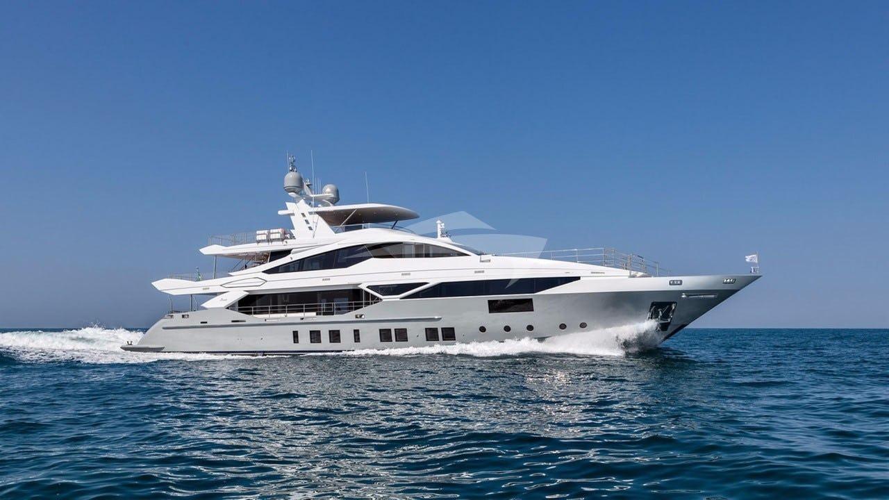 Yacht H Charter Yacht